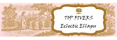 Top 3 September Eclectic Ellapu's Challenges