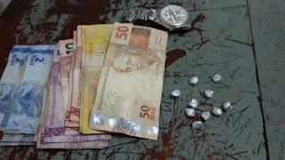 Homem é preso por tráfico de drogas em São Benedito/MA