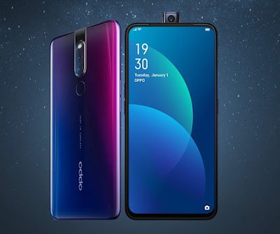 Oppo F11 Pro with Helio P70, 4000mAh Battery launched in India for Rs 24,990