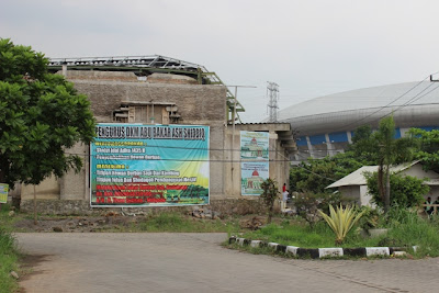 Masjid Raya Abu Bakar Ash-Shiddiq GCA Bandung