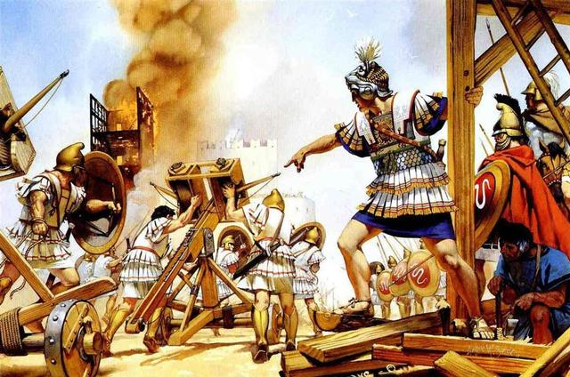 ALEXANDER the Great: The Siege of Tyre