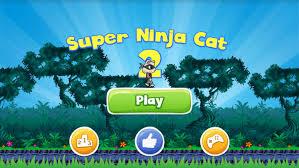 Best Online Cat Ninja Game