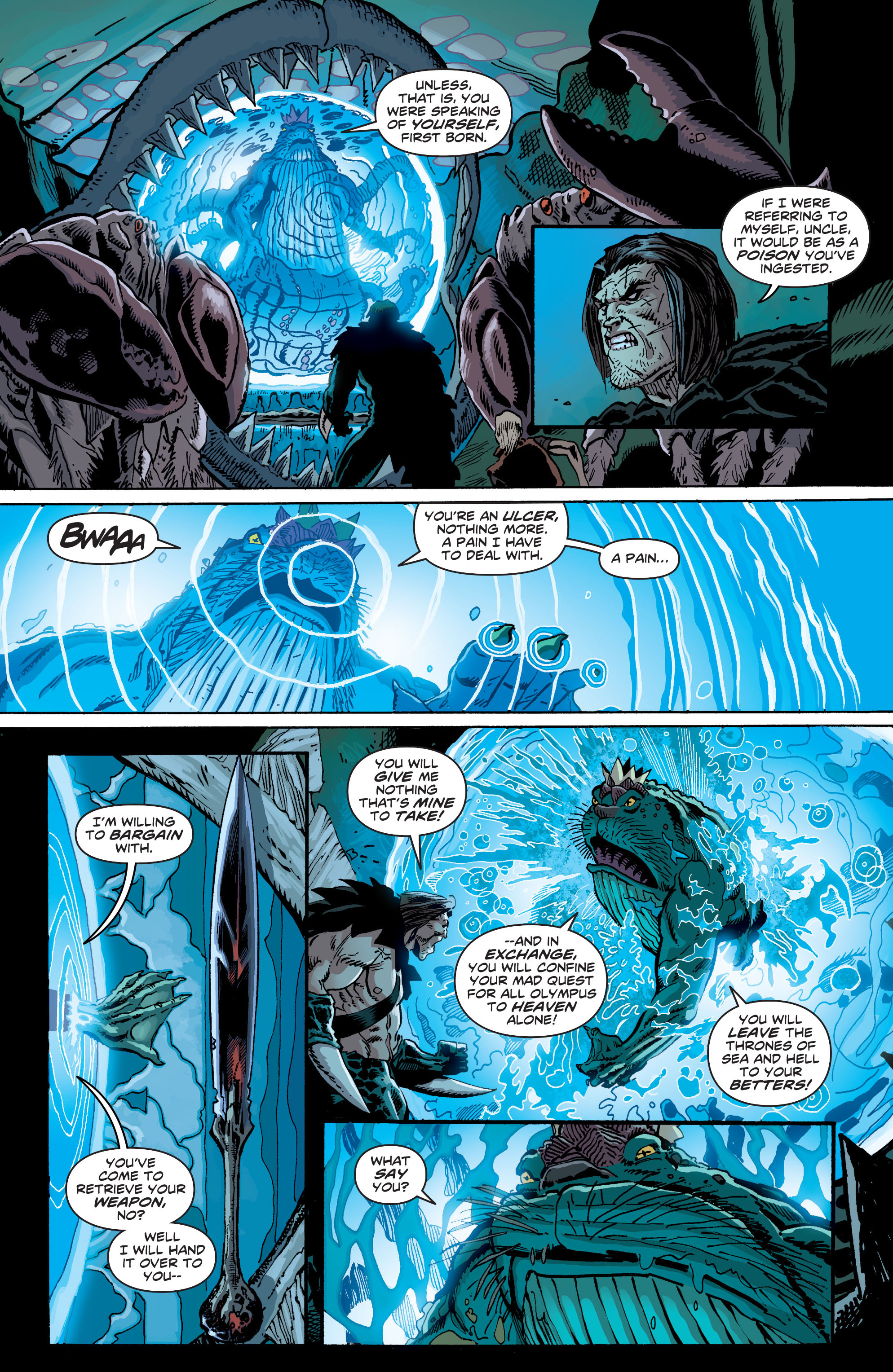 Read online Wonder Woman (2011) comic -  Issue #19 - 11
