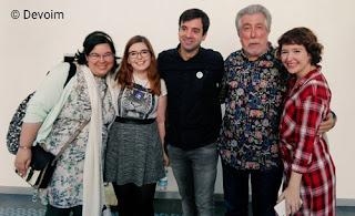 Escritores en la ARC 2017
