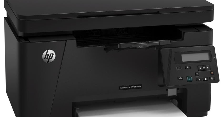 драйвер для принтера hp laserjet pro mfp m125 скачать