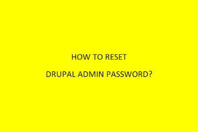 How to reset dupla 7 admin user password easily