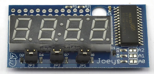 Introducing the Joey Raspberry Pi Display