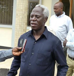 Mbunge wa Zamani wa Kahama James Lembeli Atangaza Kuachana na Siasa