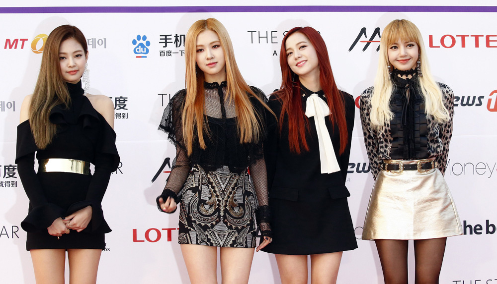 BLACKPINK to perform at the 2019 Coachella