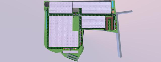 floor plan industrial