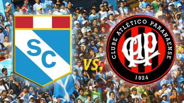 Sporting Cristal vs Paranaense en Vivo