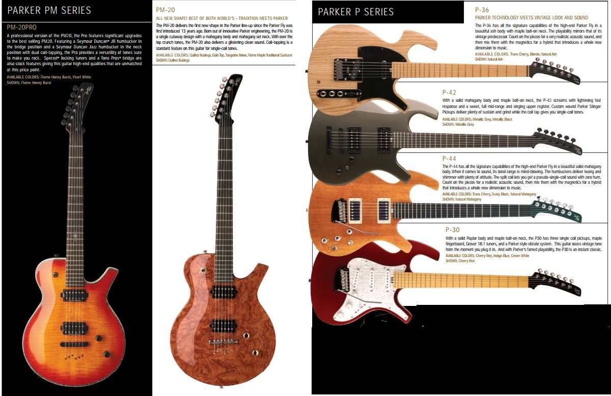 parker guitar wiring diagram [ 1200 x 778 Pixel ]