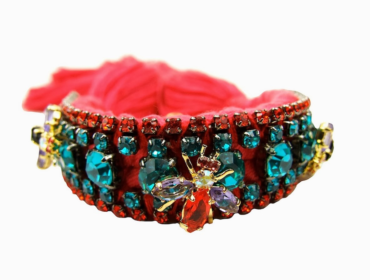 colourful bracalet