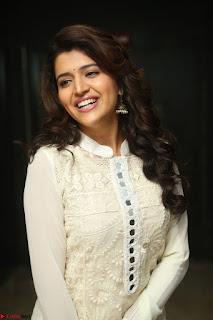 Chitra Shukla in Cream Kurti and Maroon Paijama at Maa Abbayi Audio Release on 20th Feb 2017 043.JPG