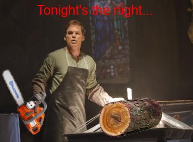 El peor final para una serie - Dexter - Premios Mini-Fu