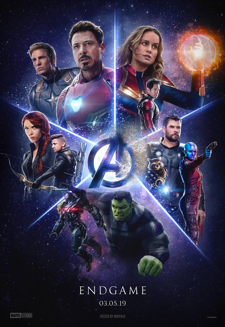 Vengadores: Juego Final (Avengers: End Game) (2019)