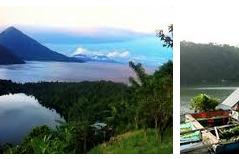Wisata Danau Laguna Di Kota Ternate