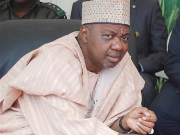 Namadi Sambo raided by EFCC.