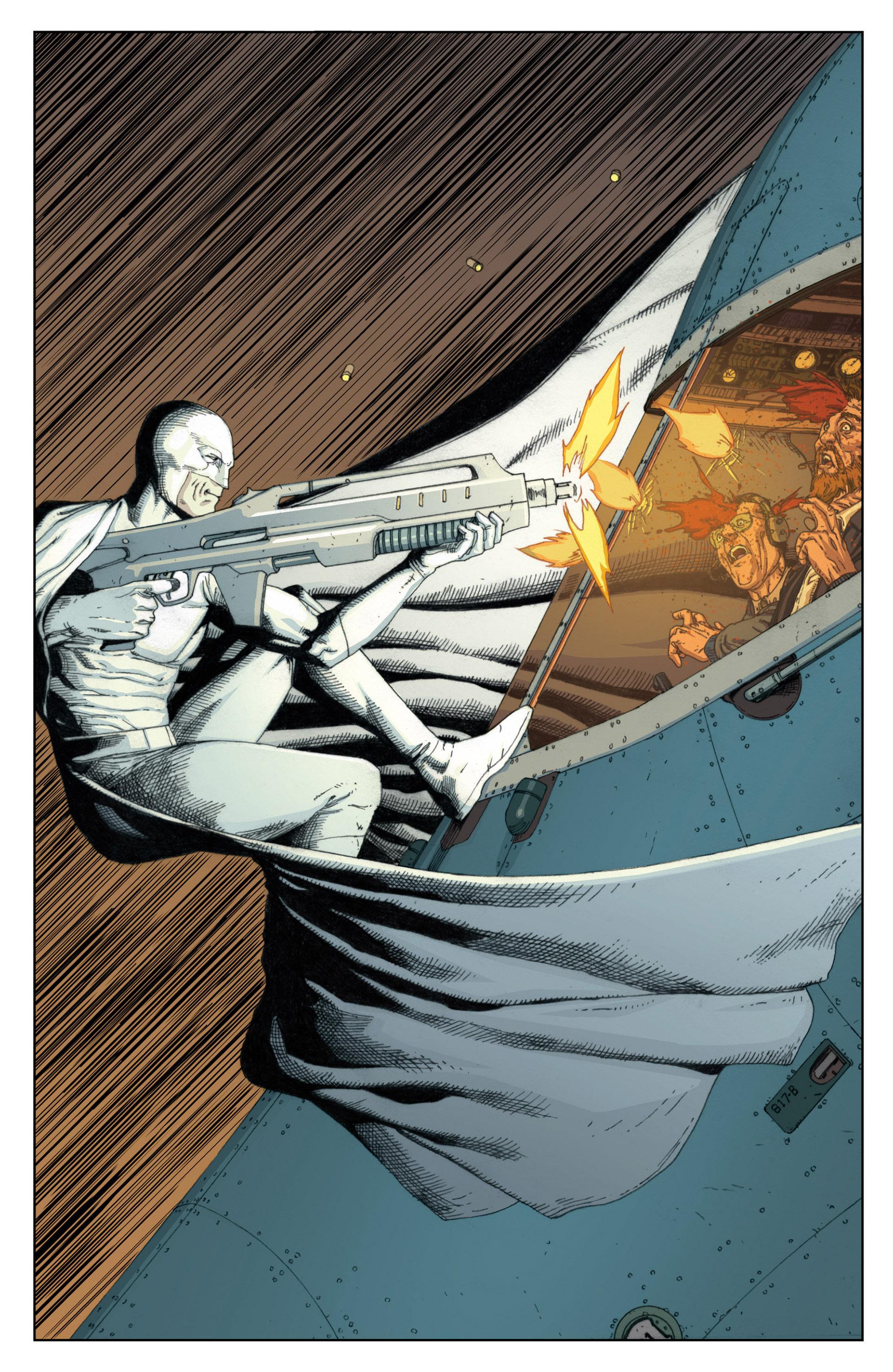 Read online Millar & McNiven's Nemesis comic -  Issue #1 - 20