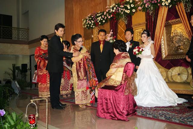 Tata Urutan Ritus Perkawinan Adat Batak Toba
