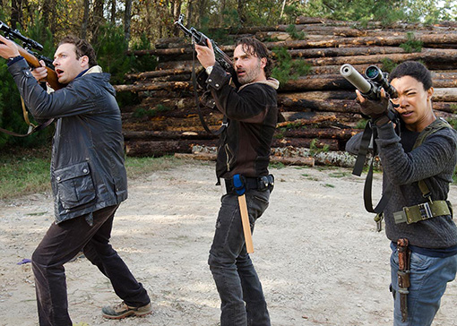 The Walking Dead Last Day On Earth FOX 6x16 AMC Season Finale