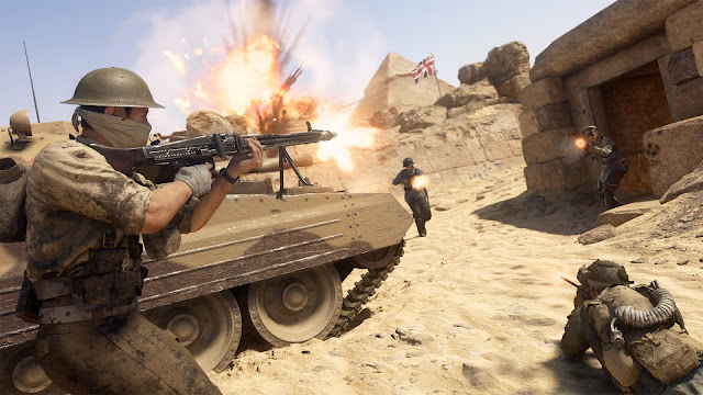 Call of Duty WWII The War Machine nos presenta sus novedades en tráiler