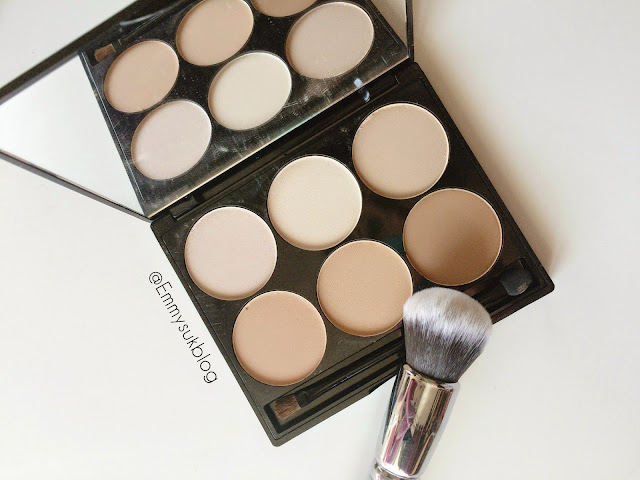 HD Brows Contouring For Beginners Palette Review