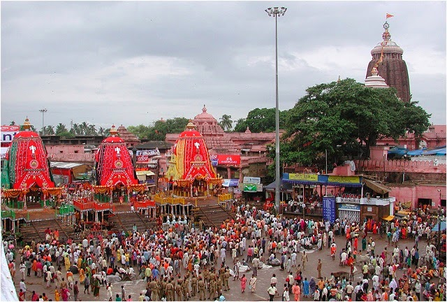 Puri - the holy land of Lord Jaganath