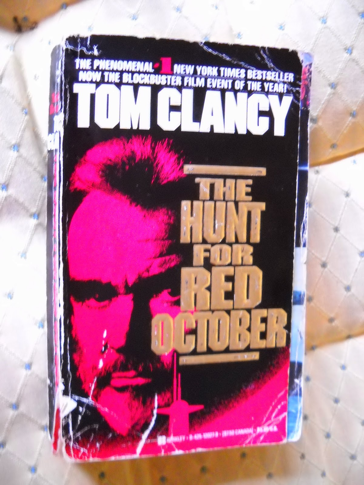 Divers and Sundry: The Hunt for Red October