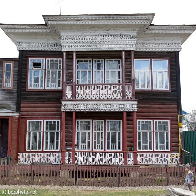 вологда дом воробьева