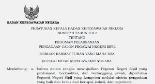 Kisi Kisi Soal CPNS 2018 Resmi Pemerintah Terbaru