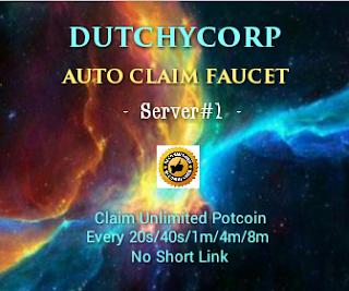 POT CASH FAUCET - FaucetHero Free Potcoin Faucet
