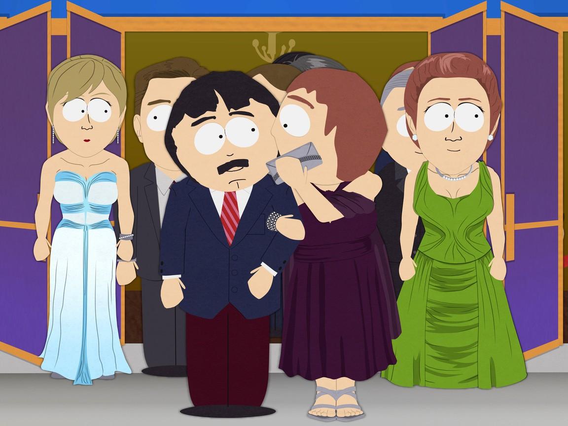 South Park - Season 15 Episode 11: Broadway Bro Down