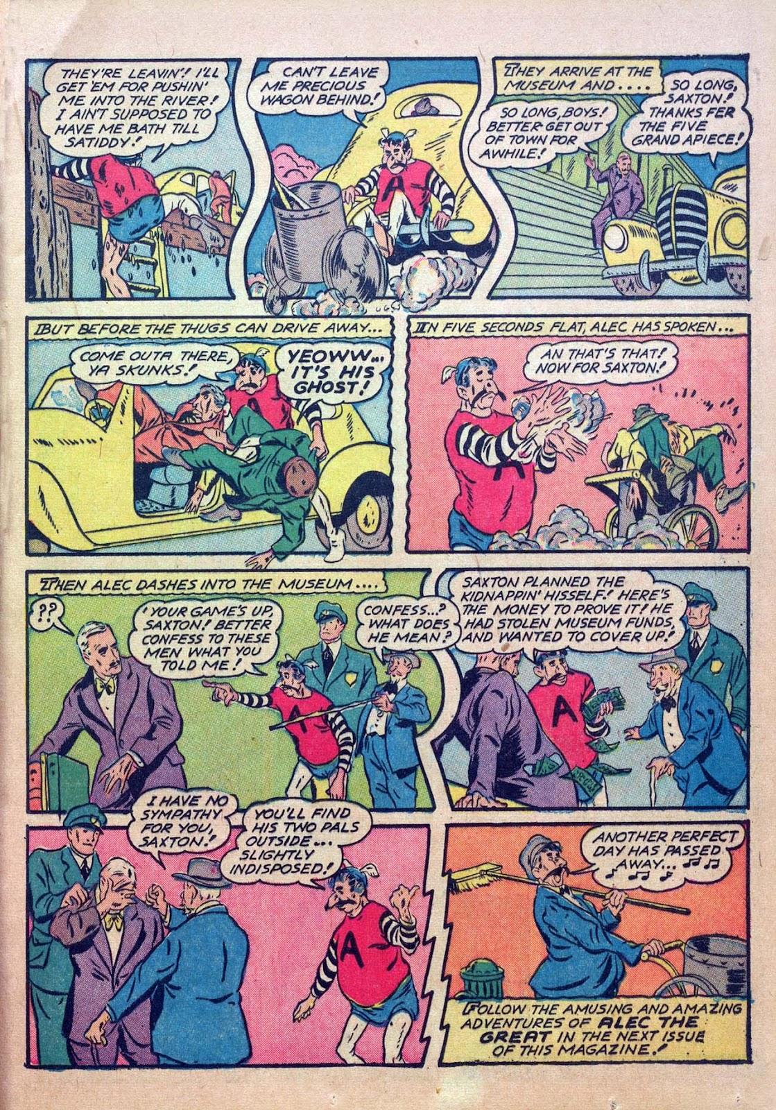 Read online Joker Comics comic -  Issue #1 - 41