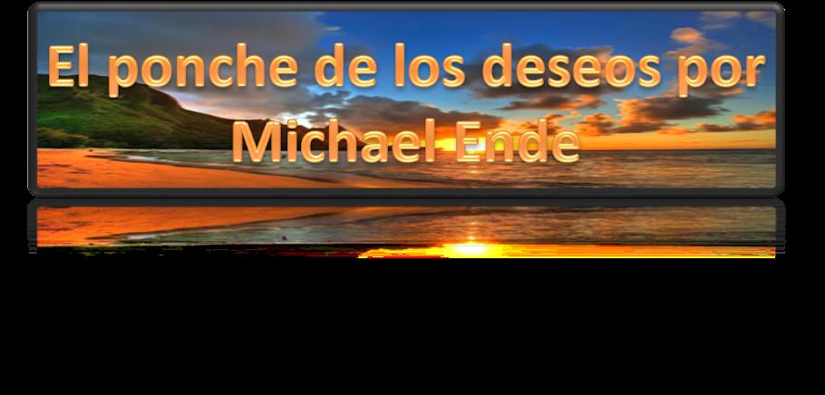 El ponche de los deseos michael ende
