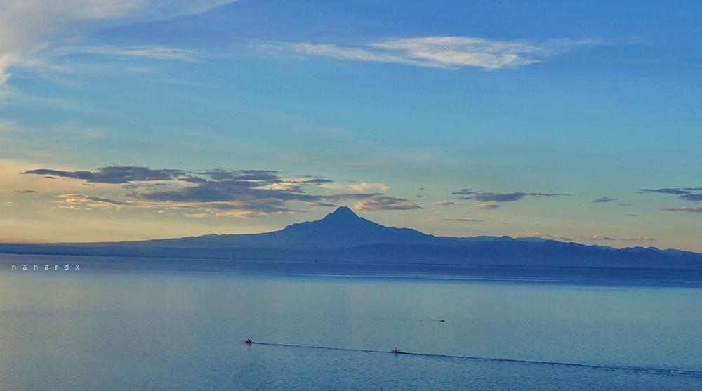 Mt. Matutum + Sarangani Bay