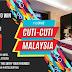 I Love Cuti-Cuti Malaysia with Hotel Sentral Contest