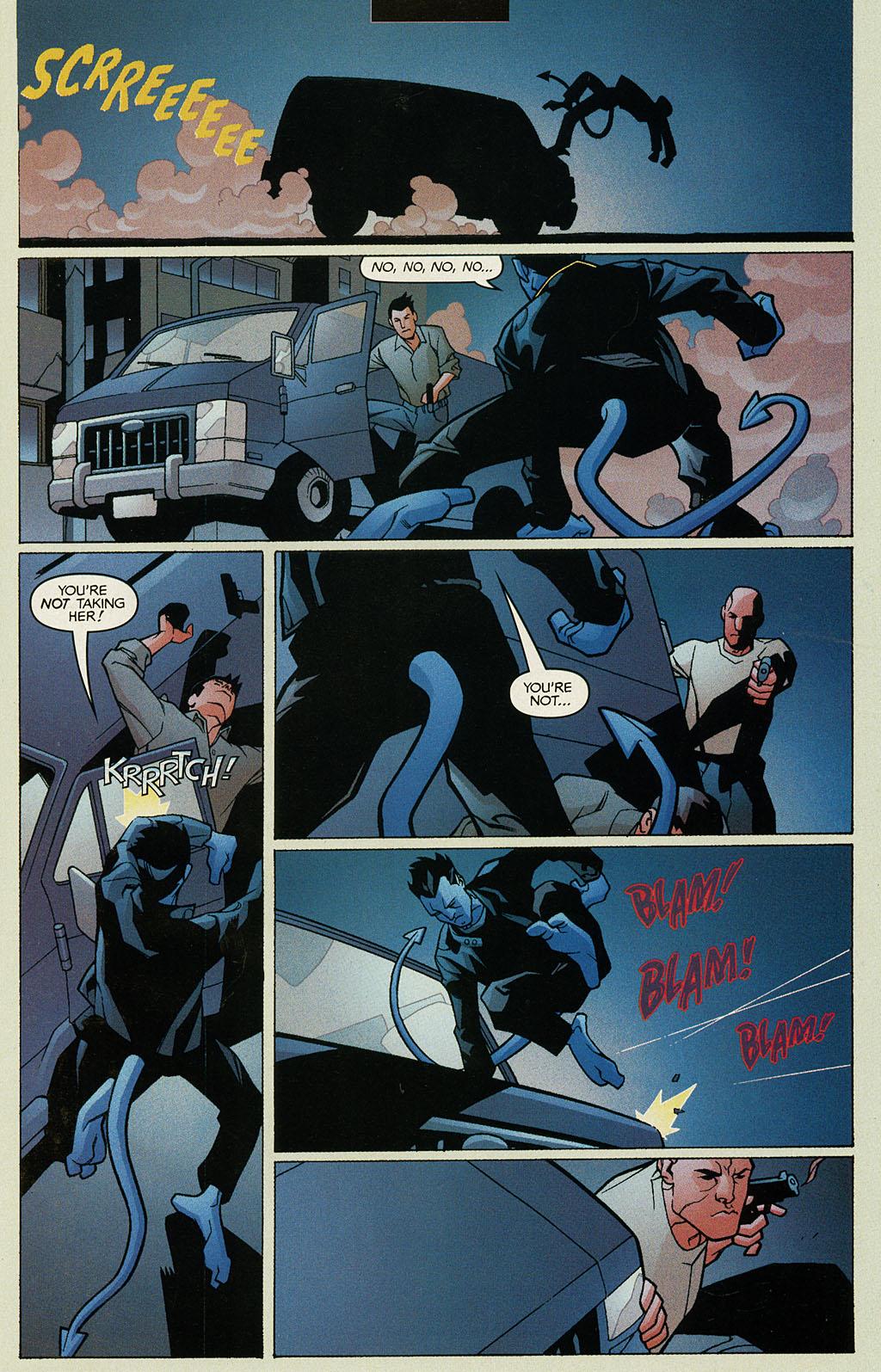 Read online Nightcrawler (2002) comic -  Issue #1 - 19