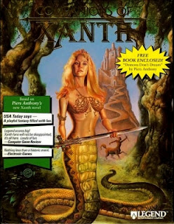 Videojuego Companions of Xanth