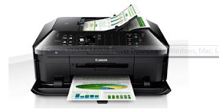 Canon PIXMA MX928 Driver Download - Windows, Mac, Linux
