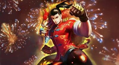 How to get Chou Dragon Boy Skin for free    Update how to get Skin Chou Iori Yagami kof for free
