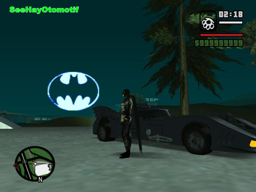 Cheat gta san andreas ps2 mobil lamborghini