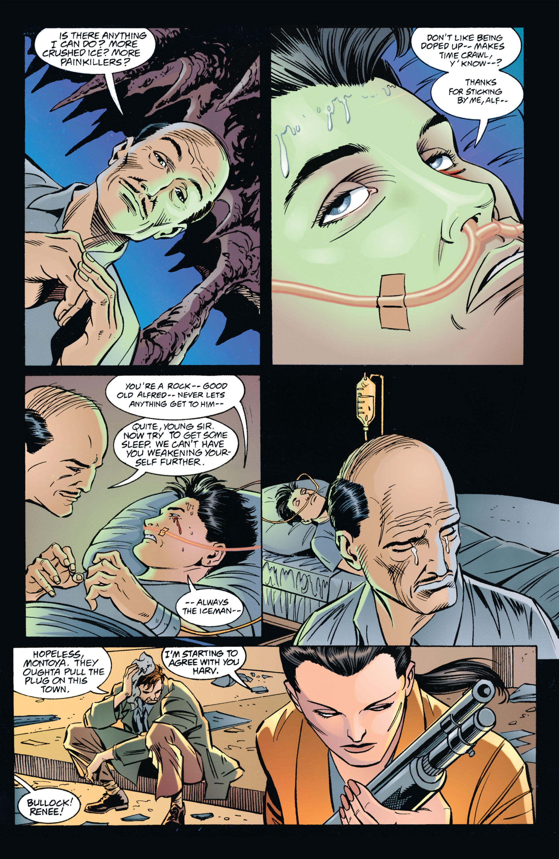 Detective Comics (1937) 696 Page 15