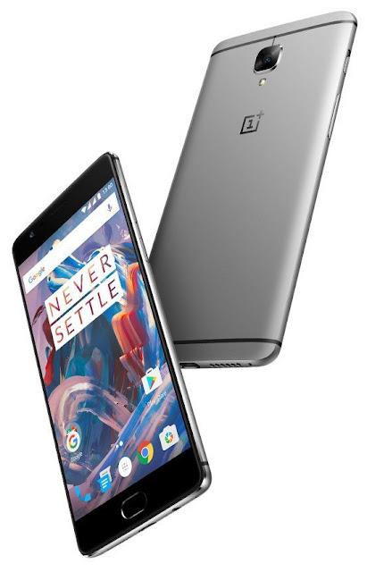 OnePlus resmi rilis, ponsel 5,5 inci dengan chip Snapdragon 820 dan RAM 6GB hanya 5,3 jutaan