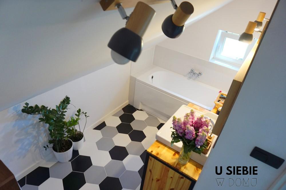 łazienka Ze Skosem U Siebie W Domu