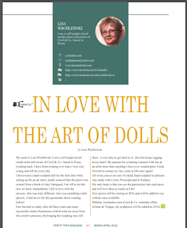 Featured Article Pretty Toys Magazine