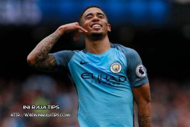 Barcelona Buru Gabrierl Jesus Dari Manchester City