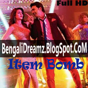 Item Bomb Bengali - video song, Kelor Kirti Movie