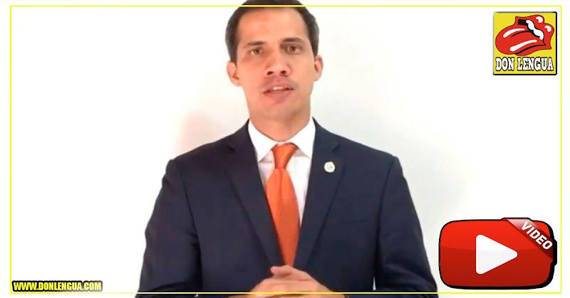Guaidó anuncia que este sábado llegarán varias toneladas de ayuda humanitaria a Cúcuta