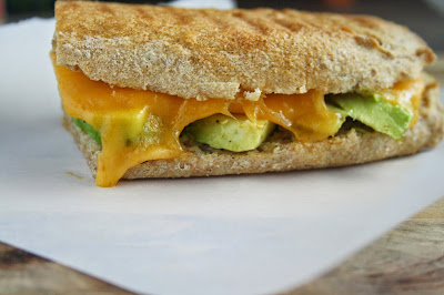 Avocado Grilled Cheese- turn your childhood favourite into a gourmet lunch! | The Refreshanista Blog